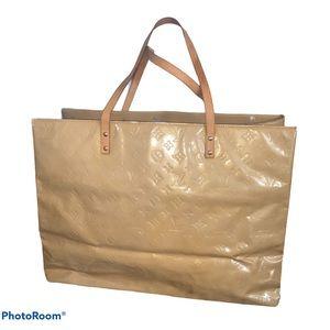 Authentic XL Louis Vuitton tote bag